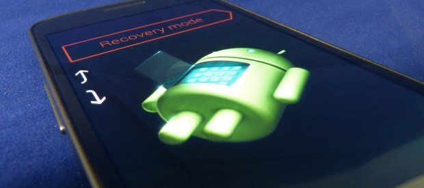 Recovery на Android
