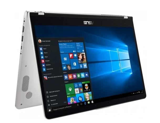 "трансформер ASUS ZenBook Flip UX561UN (Intel Core i5 8250U 1600 MHz/15.6""/1920x1080/8GB/512GB SSD/DVD нет/NVIDIA GeForce MX150/Wi-Fi/Bluetooth/Windows 10 Home)"