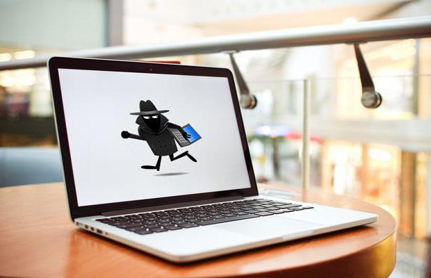 украли ноутбук как его можно найти