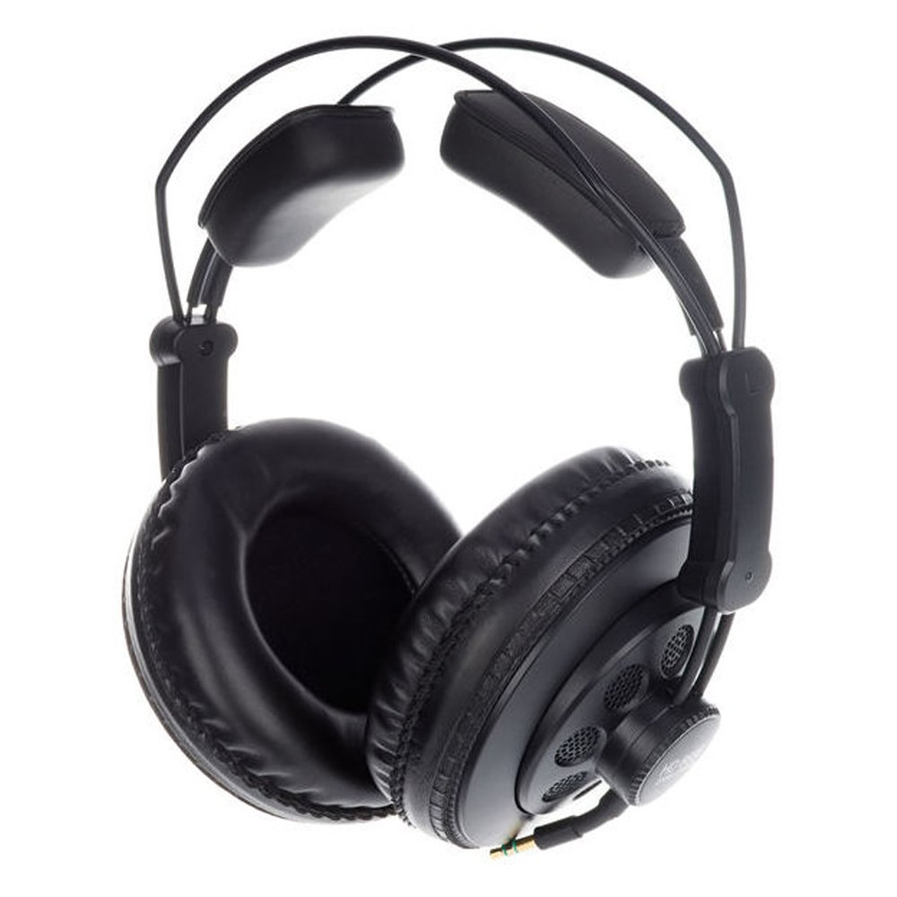 Superlux HD668B Dynamic Semi-Open Headphones