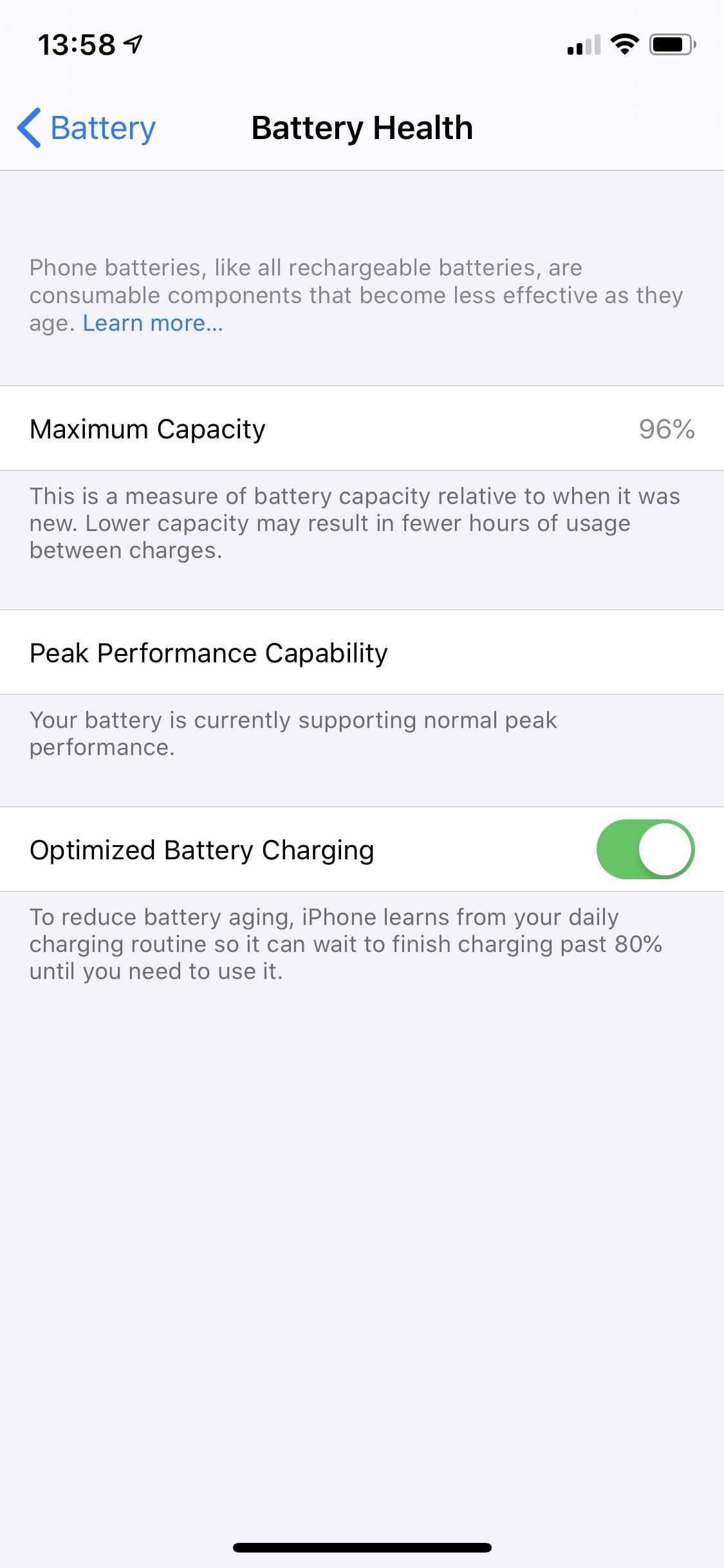 iPhone Not Charging Past 80%? Here