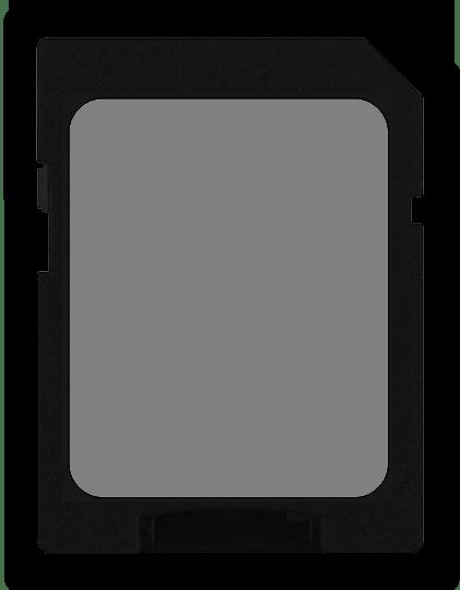 Адаптер для микроСД карт, который можно вставить к ноутбук