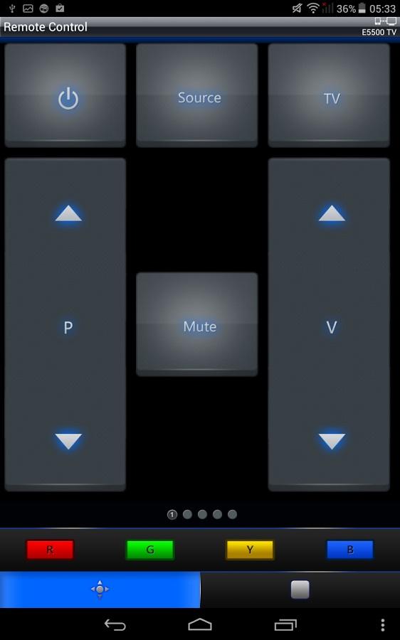 приложение пульт для телевизора samsung