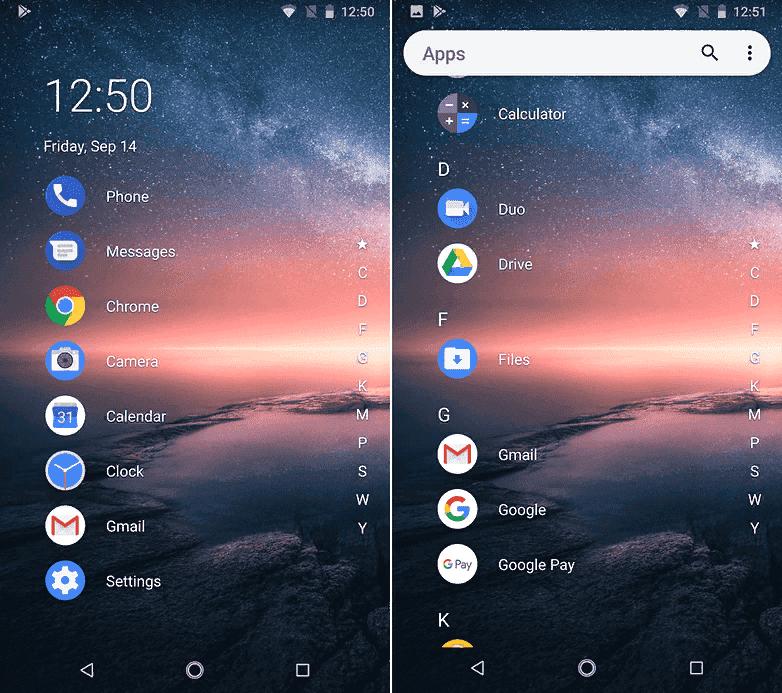815 7 лучших лаунчеров, доступных на Android в 2019 году