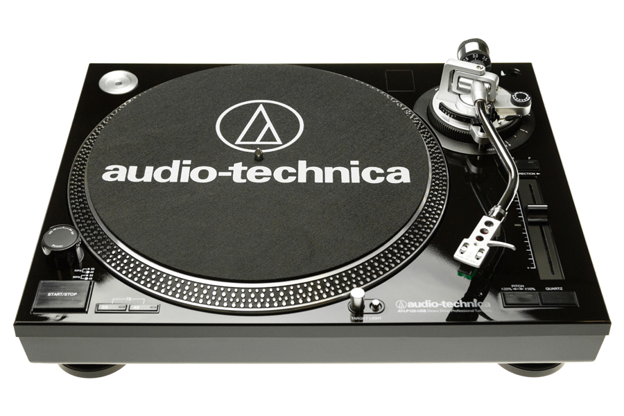 Audio-Technica LP120-USB