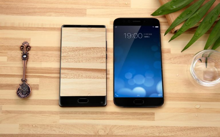 Doogee Mix Vivo X9