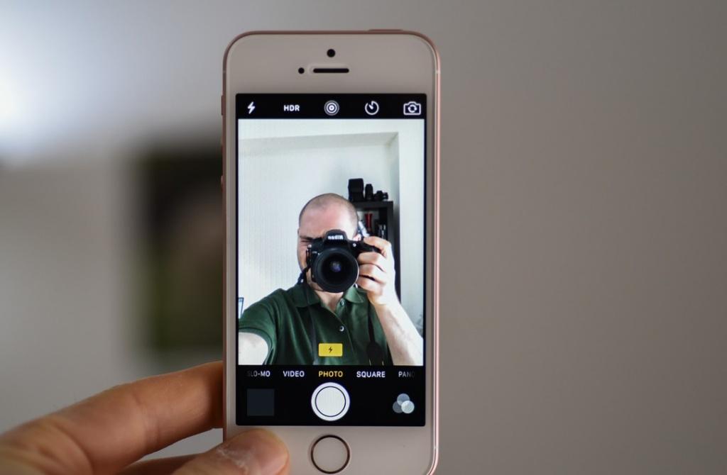 смену как сделать фото на айфоне лучше наводят