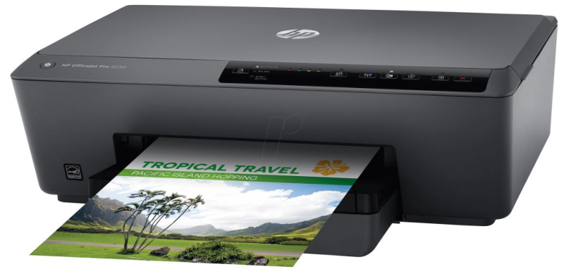 HP Officejet Pro 6230 ePrinter фото